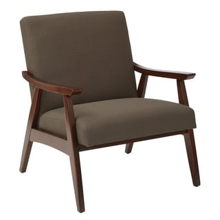 Ave Six Mid Century Davis Arm Chair