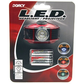 Dorcy 41-2093 8 LED Head Light