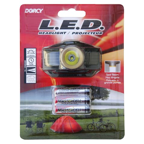 Dorcy 41-2097 134 Lumen Headlight Spot Beam