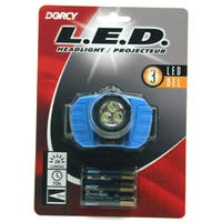 Dorcy 41-2099 3 LED Head Light