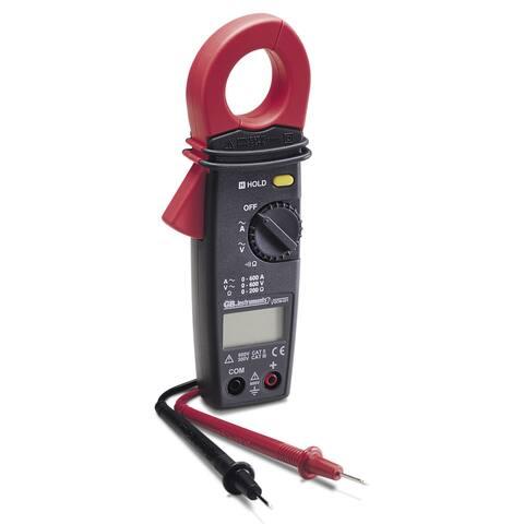 GB LCD Digital Clamp Meter Auto range Red/Black