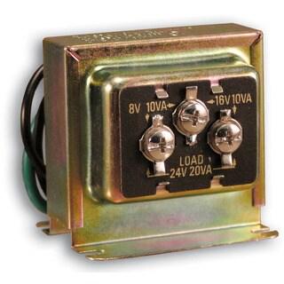 Heathco SL-125-01 Tri Volt Wired Door Chime Transformer