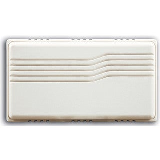 Heathco SL-2796-02 White Belmont Chime Cover