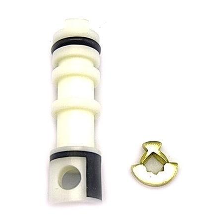 Zurn P) Diverter Stem F/Z7220 Series White Plastic Repair Kit (White)