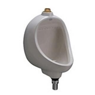 Zurn Top Spud Exposed Trap Washout Urinal (White)