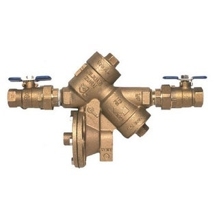 Wilkins Lead-free Reduced-pressure FNPT x FNPT Principle Assembly