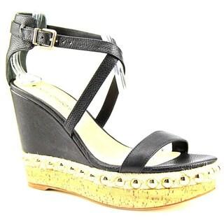Via Spiga Women's 'Moss' Leather Sandals