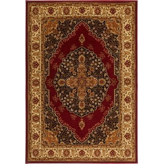 Home Dynamix Royalty Collection Traditional Area Rug  (7'8X10'4) - 7'8 x 10'4