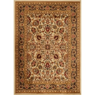 Home Dynamix Royalty Collection Traditional (7'8X10'4) Machine Made Polypropylene Area Rug