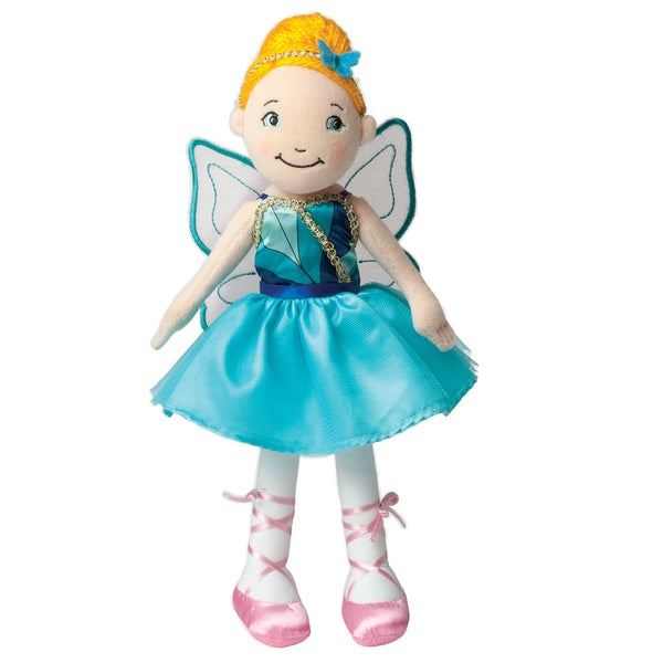 Manhattan Toy Groovy Girls Fairybelles Melissa Ballerina Fashion Doll