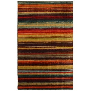 "Mohawk Home New Wave Boho Stripe Multi - 2' 6"" x 3' 10"""