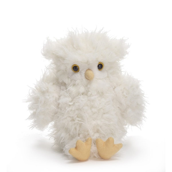 Manhattan Toy Scruffles Opal Owl Toy