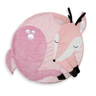 Manhattan Toy Travel + Comfort Tactile Deer Play Mat