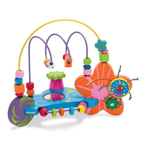 Manhattan Toy Whoozit Cosmic Bead Maze Toy
