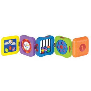 Manhattan Toy Whoozit Learn and Play Cube