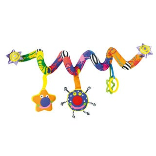 Manhattan Toy Whoozit Lights & Sounds Spiral