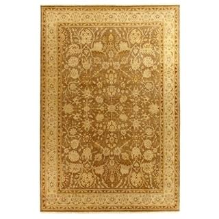 Ziegler Sand / Beige New Zealand Wool Rug (14' x 18')