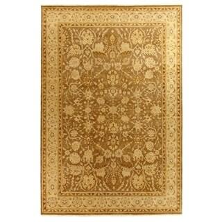 Ziegler Sand / Beige New Zealand Wool Rug (12' x 15')