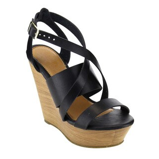 Beston Platform Wedges