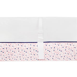 Babyletto In Bloom Cotton Contour Changing Pad Cover