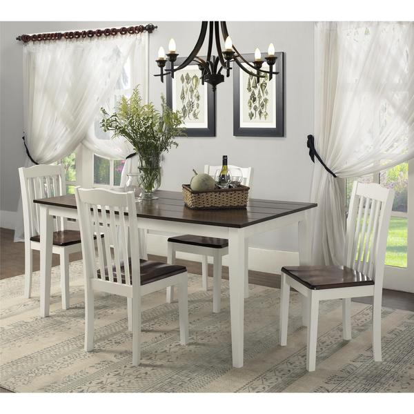 Dorel Living Shiloh Dining Chairs (2 Pack)   Free Shipping Today    Overstock.com   18683072