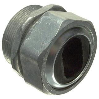 "Halex 90662 3/4"" Zinc Water Tight Connector"