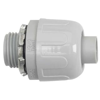"Halex 27622 3/4"" Liquid-Tight Connector"