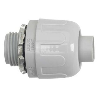 "Halex 27621 1/2"" Liquid Tight Connector"