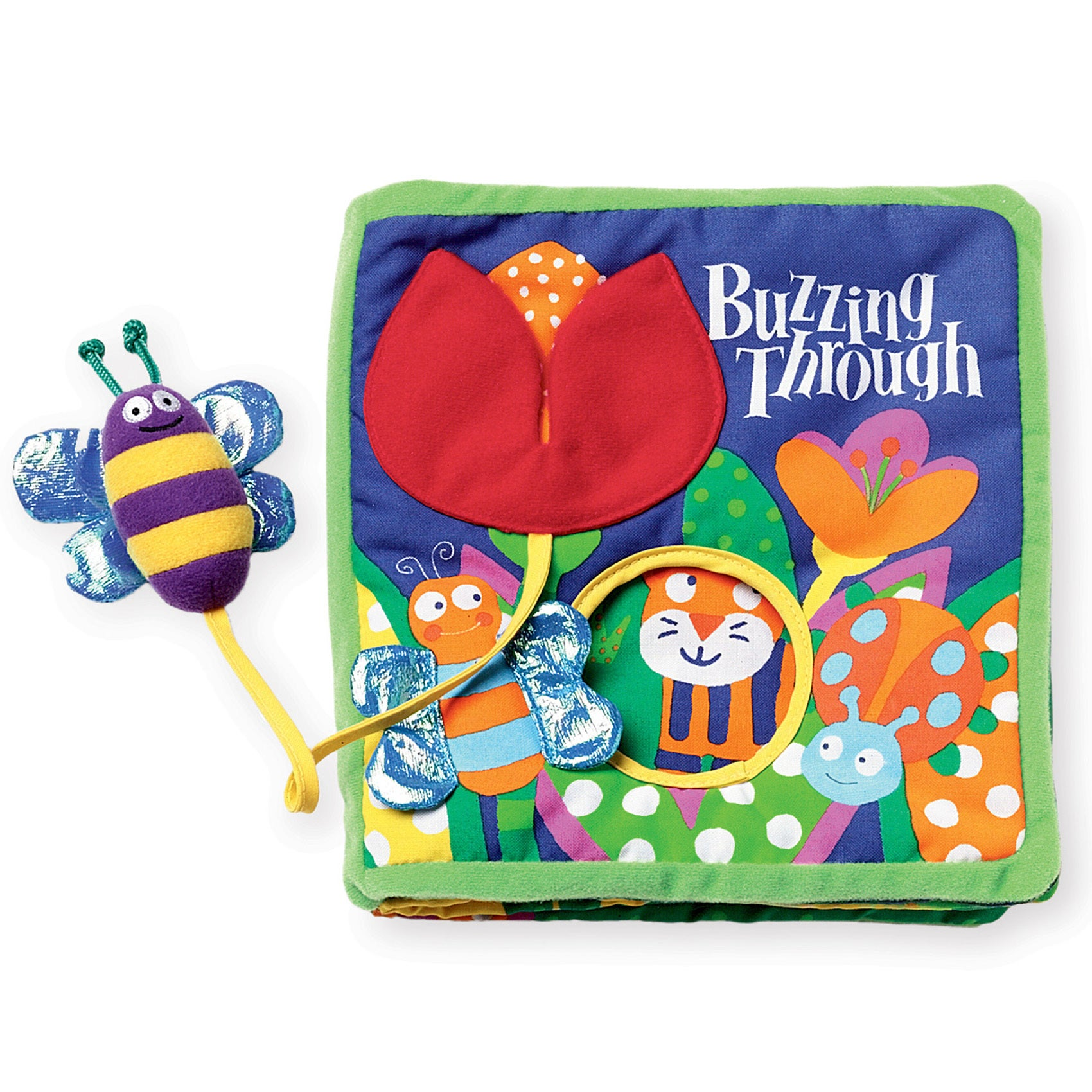 Manhattan Toy Buzzing Through Soft Activity Book (G011964...