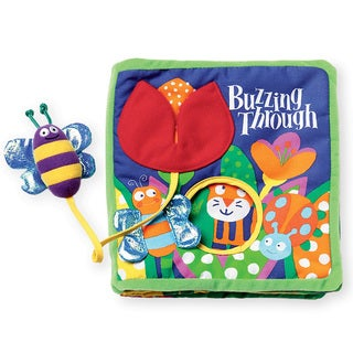 Manhattan Toy Buzzing Through Soft Activity Book