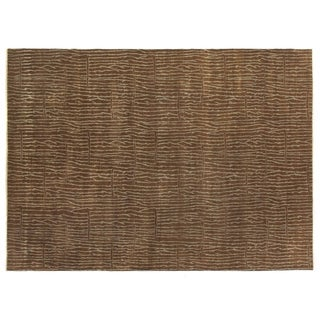 Soho Chocolate New Zealand Wool Rug (10' x 14')