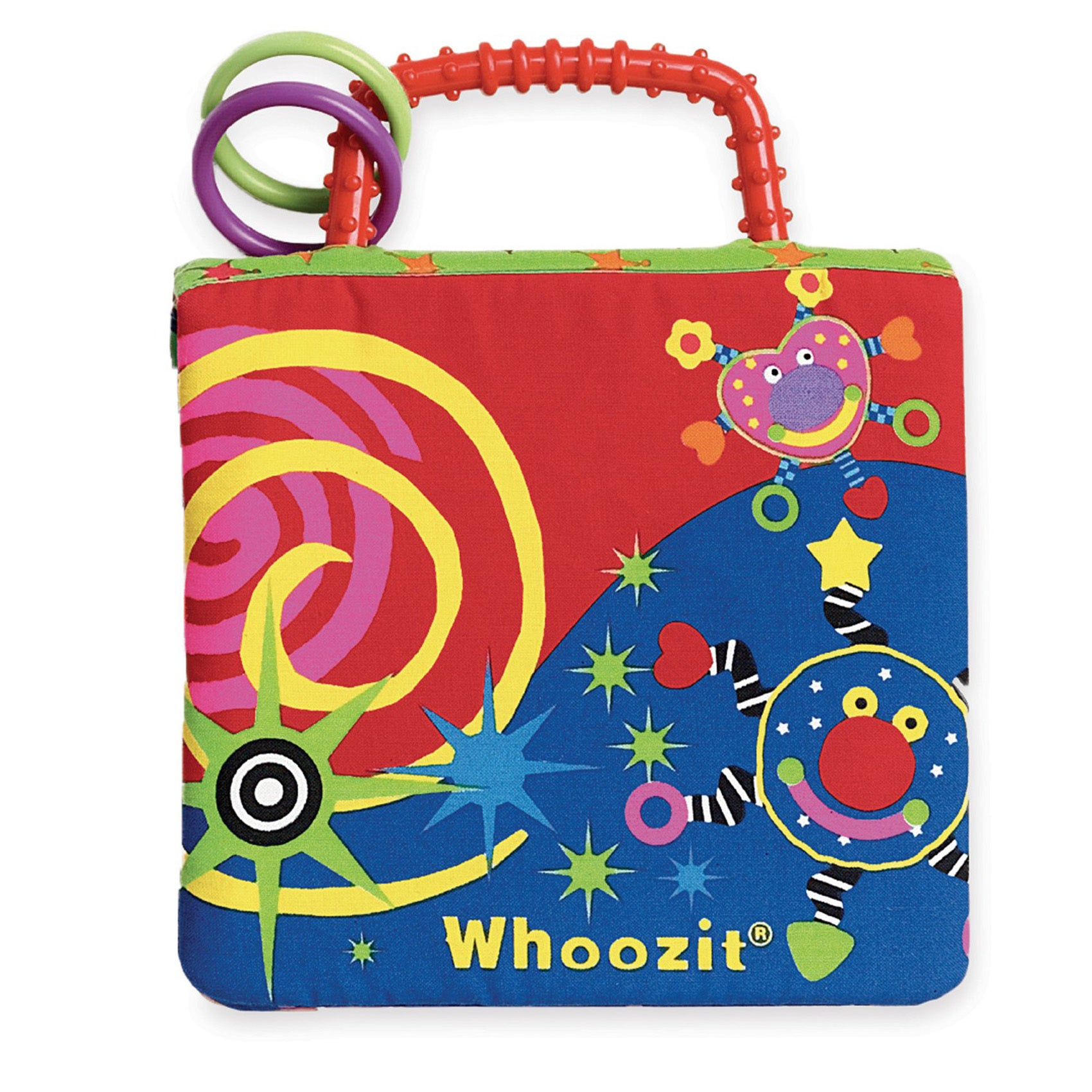 Manhattan Toy Whoozit Soft Photo Album Book (G01196441379...