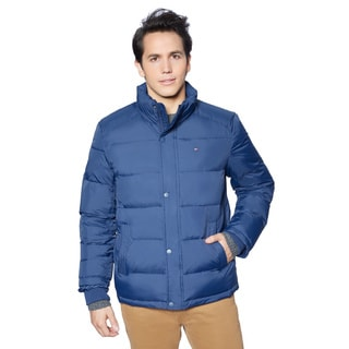 Men's Tommy Hilfiger Nylon Updated Classic Puffer Jacket