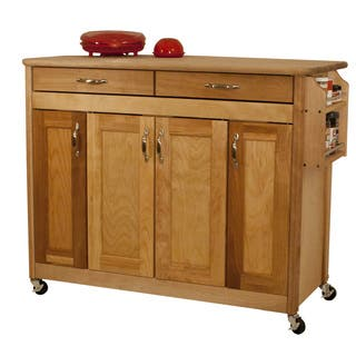 Chopping Table Kitchen Butcher blocks for less overstock butcher block island with flat panel doors workwithnaturefo