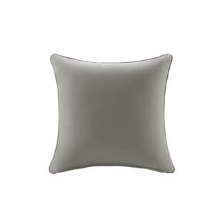 Madison Park Mission Taupe Solid 3M Scotchgard Indoor/ Outdoor Pillow 20-inch