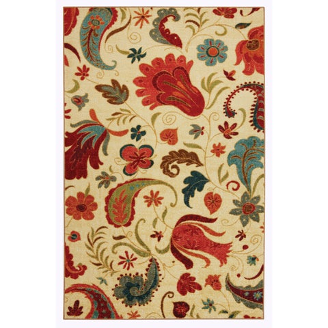 "Copper Grove Bethany Paisley Area Rug - 2'6"" x 3'10"""