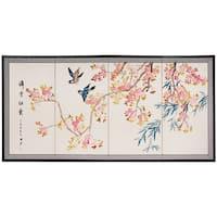 Shing Huo Blossom Silk Screen (China)