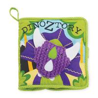 Manhattan Toy A Dinoztory Fabric 7-inch Soft Activity Book