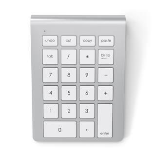 Satechi Aluminum Wireless Keypad|https://ak1.ostkcdn.com/images/products/11771149/P18683931.jpg?impolicy=medium