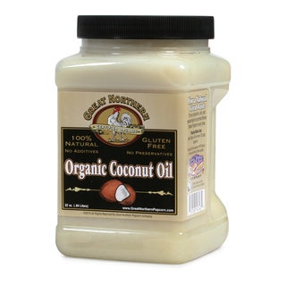 Great Northern Popcorn 32-Ounce Premium Organic Coconut Oil