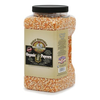 Link to Great Northern 7-pound Organic Yellow All-Natural Gourmet Popcorn Similar Items in For Your Pantry