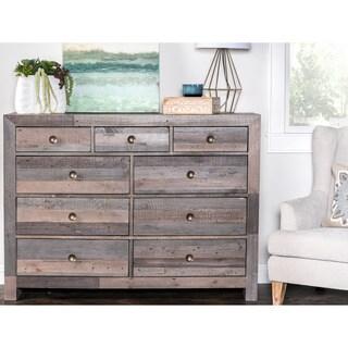 Oscar Reclaimed Wood 9-drawer Dresser by Kosas Home
