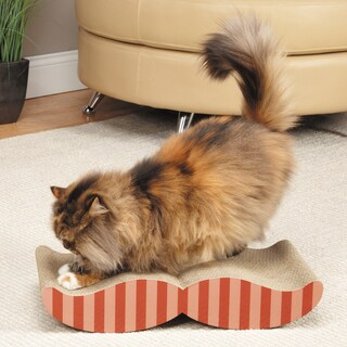 Savvy Tabby Muscratchio Cat Scratchers