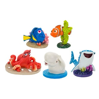 Penn Plax Disney Pixar 5-Piece 'Finding Dory' Character Pack