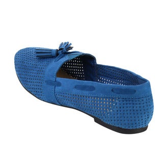 Beston Slip On Fringe Loafers