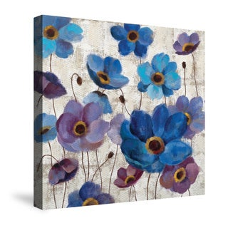Laural Home Bold Anemones Canvas Wall Art