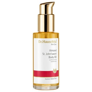 Dr. Hauschka Almond St. John's Wort 2.5-ounce Soothing Body Oil