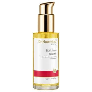 Dr. Hauschka Blackthorn 2.5-ounce Body Toning Oil