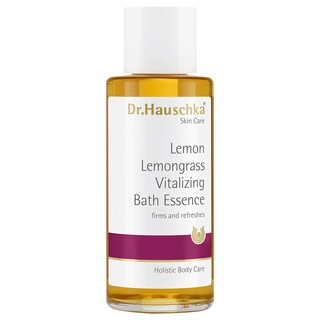 Dr. Hauschka Lemon Lemongrass 3.4-ounce Vitalizing Bath Essence