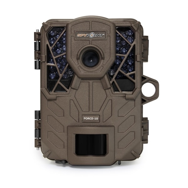 Spypoint Force 10 Brown 10 Megapixel HD Trail Camera
